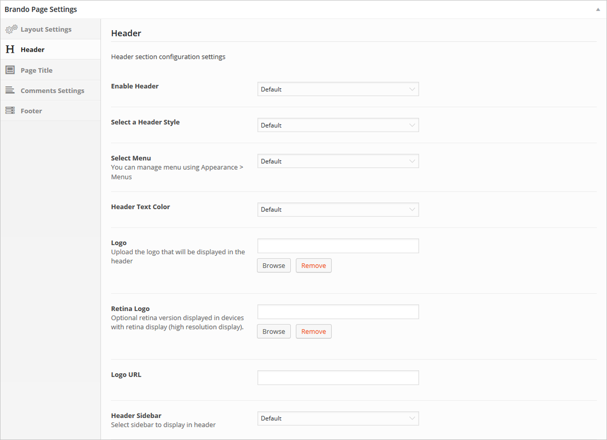 header-page-settings