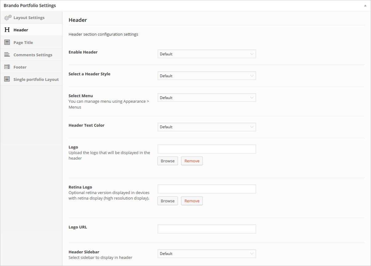 header-portfolio-settings