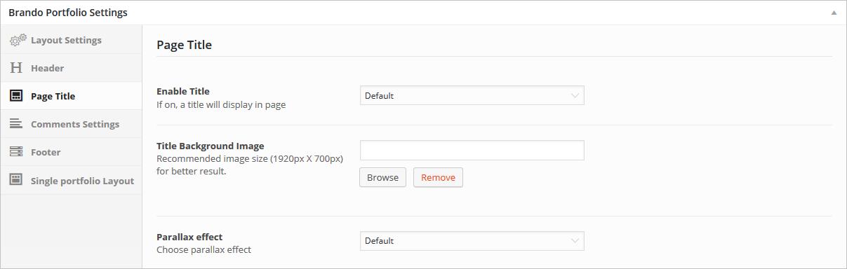 page-title-portfolio-settings